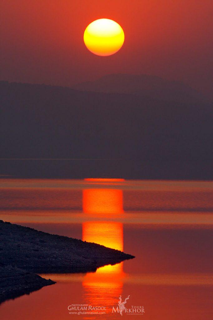 Another Sunset at Mangla
